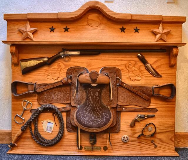 Rusty Horseshoe Woodworks - Home